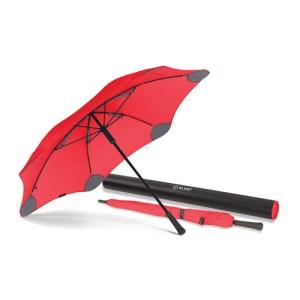 Red Classic Blunt Umbrella