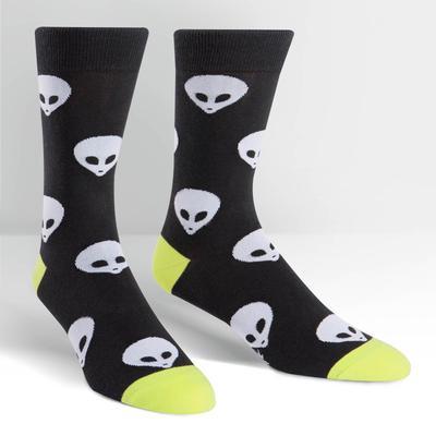 Alien Socks, Aliens, Socks, Clothing