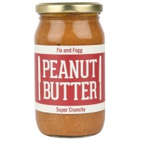 Fix & Fogg Super Crunchy Peanut Butter