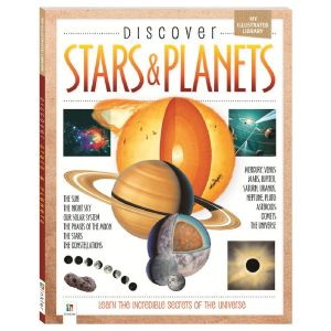 Discover Stars & Planets, Book, Space, Science
