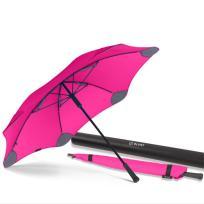 Pink Classic Blunt Umbrella
