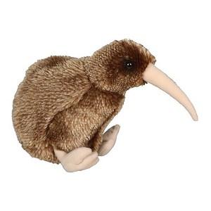 18cm Brown Kiwi