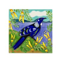 Large Tui Ceramic Tile