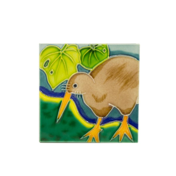 Small Kiwi Ceramic Tile