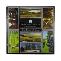 Story of Wine Told by Chocolate