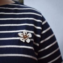 Natty Manuka Flower Brooch