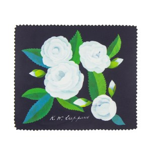 Kate Sheppard Camellia Lens Cloth