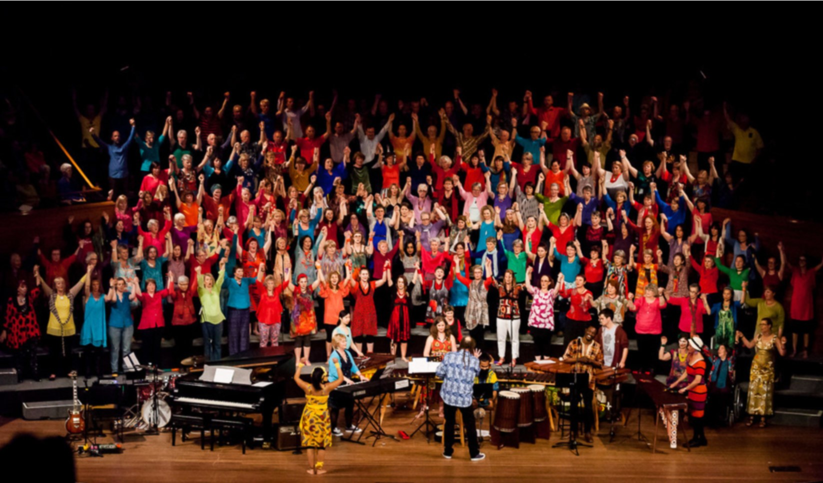 Wellington Community Choir