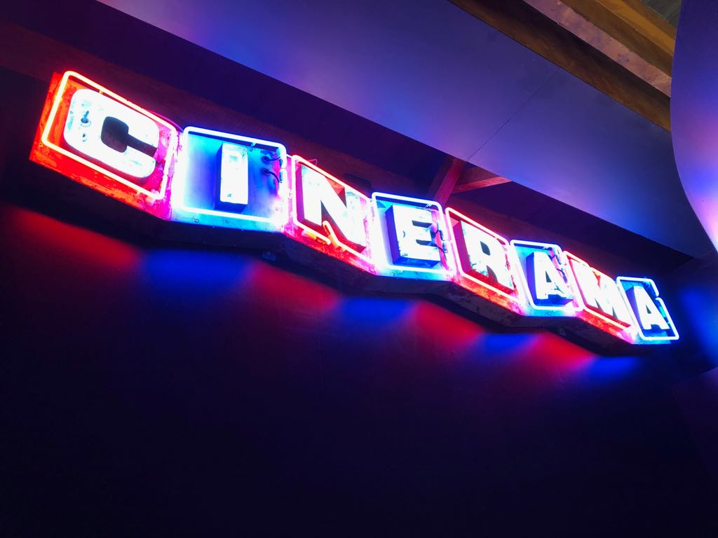 Cinerama and the Lost Movie Theatres of Wellington
