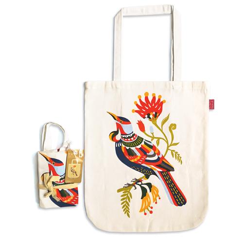 Gift, Tote Bag, Bag, Tofutree, Tui