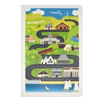 Wellington Architectural Medley Notebook