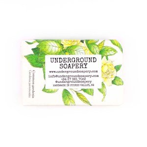 Soap, Underground Soapery, Gift, Sustainable