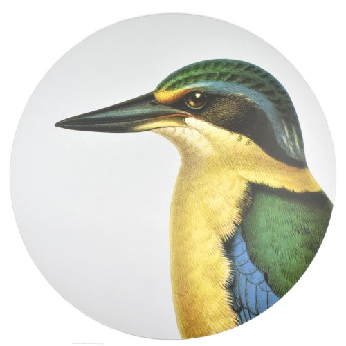 Gifts, Homewares, Placemat, Kingfisher, 100 Percent New Zealand,