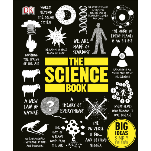 The Science Book, Book, Science