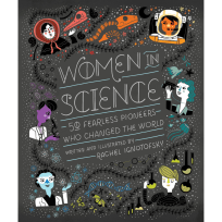 Women In Science 50 Fearless Pioneers Who Changed the World, Book, Astronomy & Science