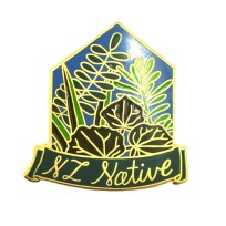 NZ Native Pin, Gift