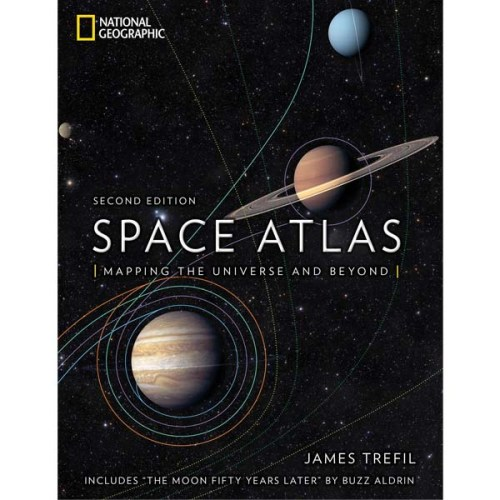 National Geographic Space Atlas, Book, Astronomy