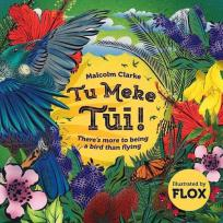 Tu Meke Tui, Book, Children's Book, Tui