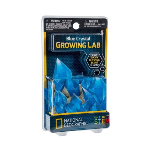 National Geographic Crystal Growing Lab - Blue