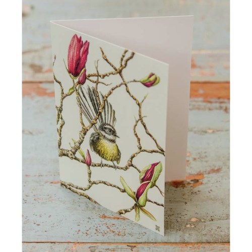 Fantail Greeting Card