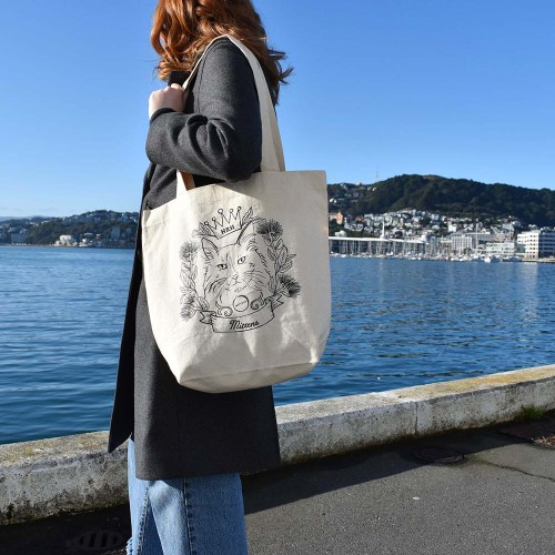 Mittens Tote Bag