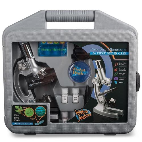 Discovery Microscope Set with Case