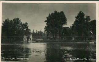 Boddens Hosangweg burgemeesterswoning Noord