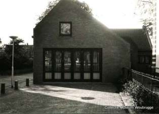 Comriekade Kerkstraat Immanuel 1983 Centrum West