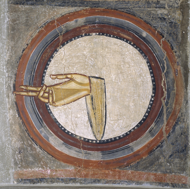 Resultado de imagen de sant climent de taüll la mano