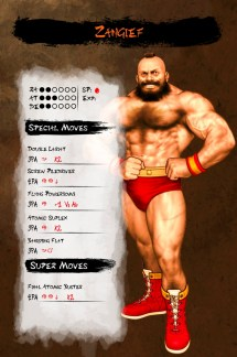 Musha_Shugyo_Street_Fighter_II_HD_Zangief