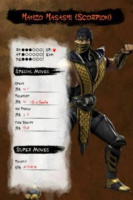 Musha Shugyo RPG Scorpion