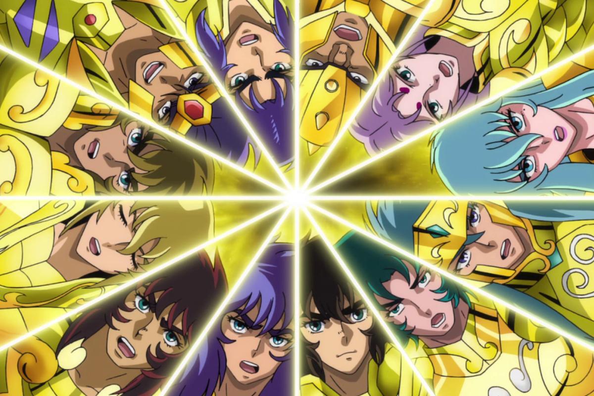 I Cavalieri Dello Zodiaco Il Torneo Dei Cavalieri D Oro