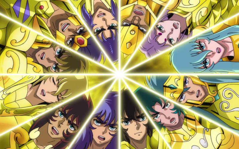 I Cavalieri dello Zodiaco: il Torneo dei Cavalieri d'Oro!