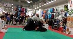 2014 Demo Aikido Decathlon Udine