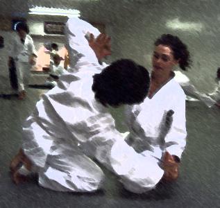 Aikido e principianti.