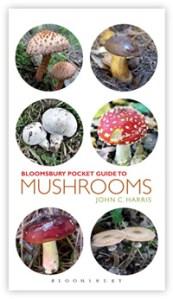 Mushroom Guide Book - Bloombury Pocket Guide Series