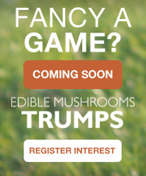 Mushrooms Trumps Card Game