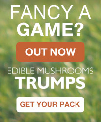 Mushroom Trumps Card Game