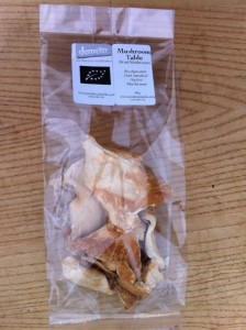 Dried Biodynamic Oak Smoked Oyster Mushrooms