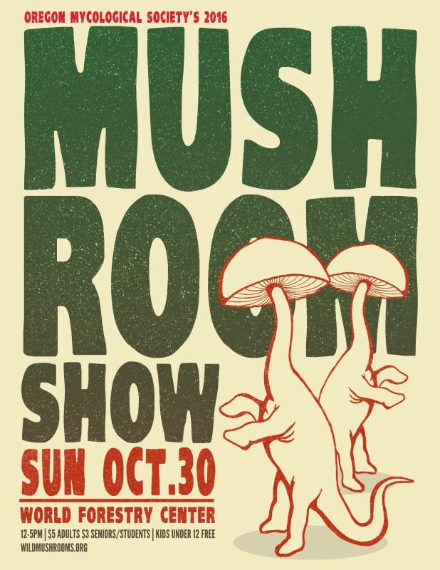 OMS fall mushroom show