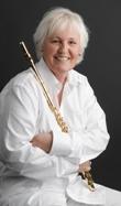 Pascale FEUVRIER, flûtiste, concertiste et Professeure
