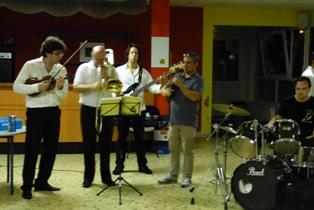 L'atelier d'improvisation permet aux musiciens de s'exprimer de manière différente et originale