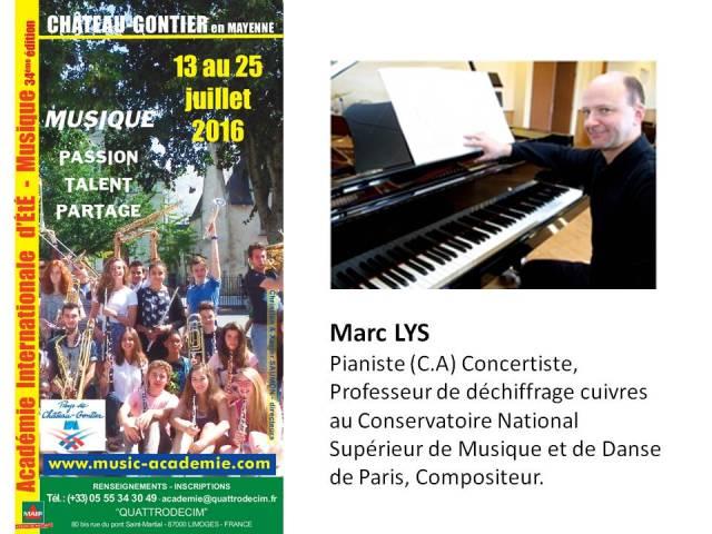 Marc LYS