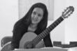 Fabienne BOUVET, professeure de guitare