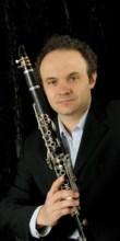 Jérôme Voisin, clarinettiste professionnel