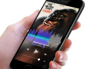 audio player appliaction