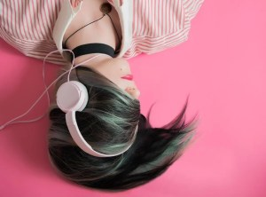 listening to songs