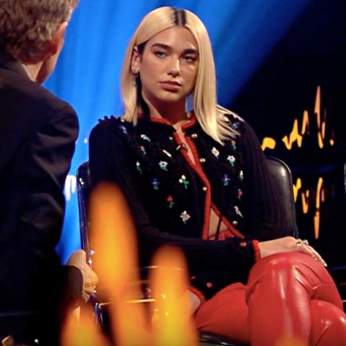 Elton John & Dua Lipa set to dethrone Ed Sheeran at Number 1