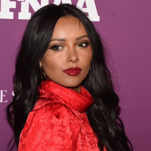 Prince once advised Kat Graham to be her own biggest fan