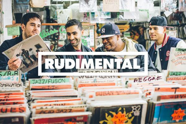 Rudimental at U St Music Hall